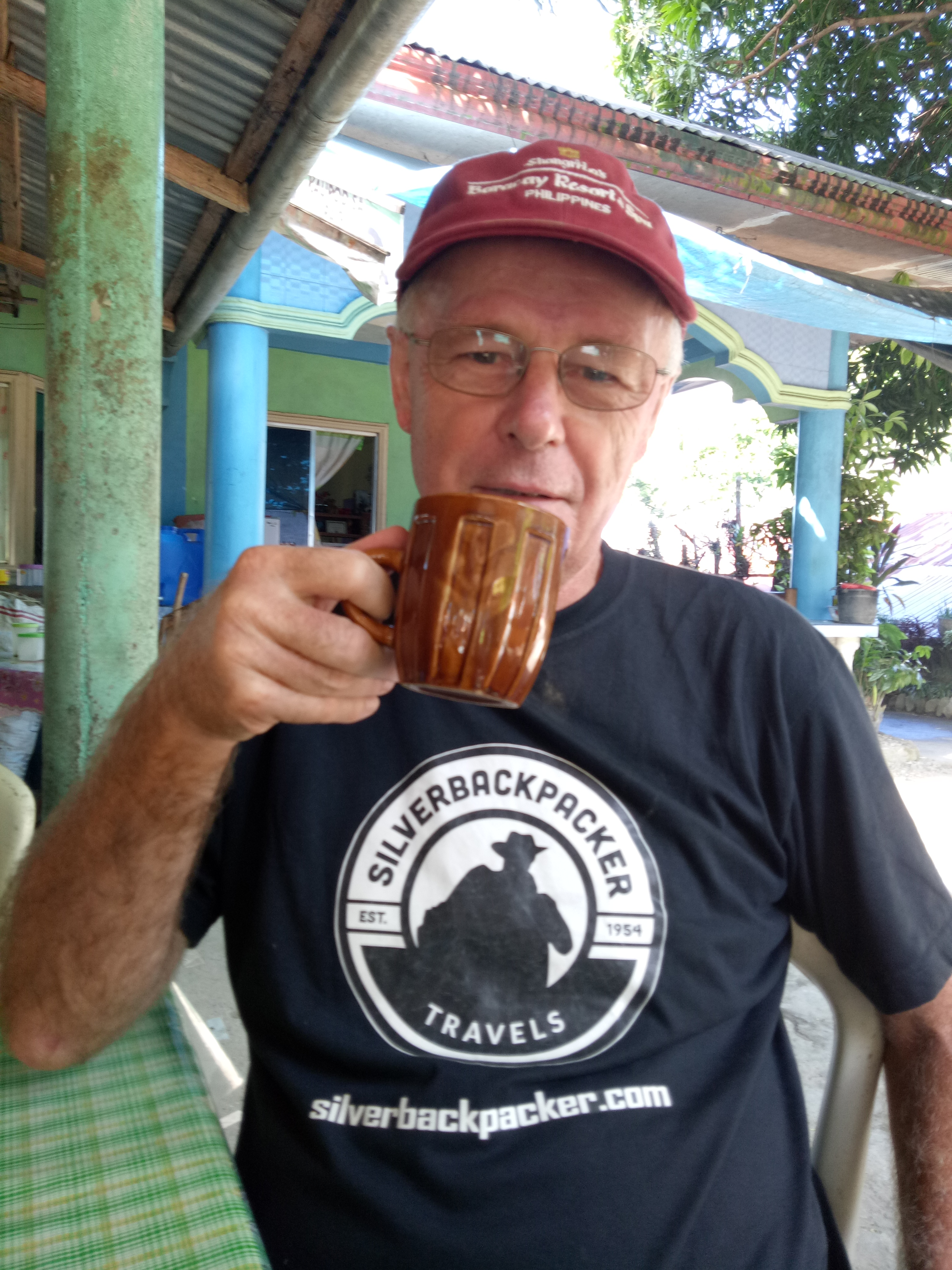 Dave Gatenby The Silver Backpacker Interview